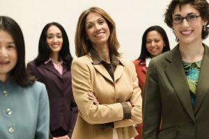 retaining women