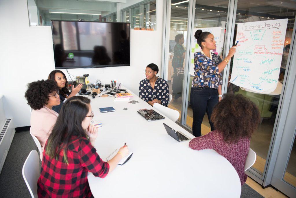 Seeking Work Independence and Autonomy - Tech Savvy Women