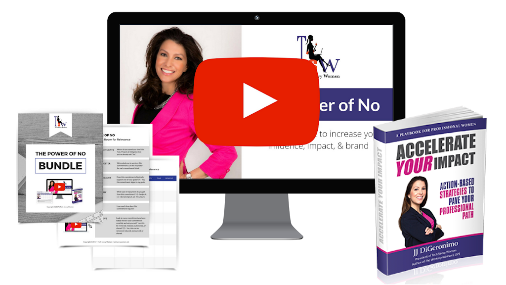 The Power of No Bundle - Tech Savvy Women