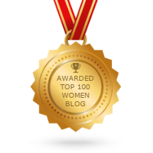 JJ DiGeronimo - Awarded top 100 women blog