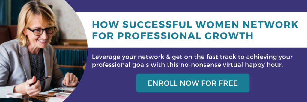 How Successful Women Network for Professional Growth 4 - http://bit.ly/TSWNetworking4