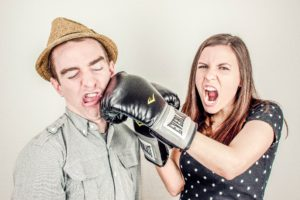 conflict confronter