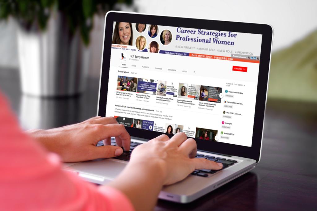 tech savvy women tv