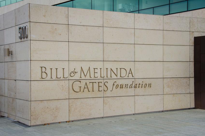 Melinda Gates, Gates Foundation